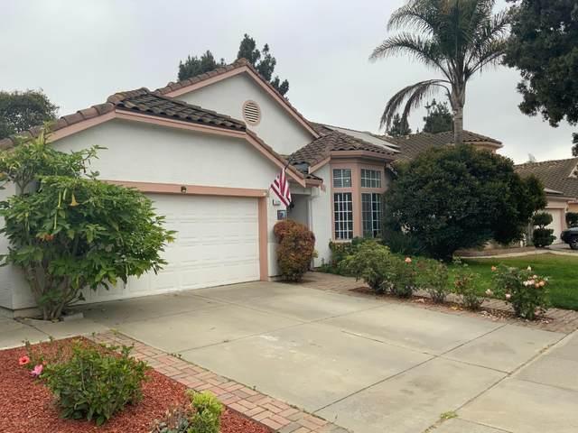1125 Rockhaven Ct, Salinas, CA 93906 (#ML81862994) :: Real Estate Experts
