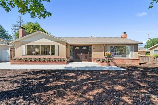 843 S Monroe St, San Jose, CA 95128 (#ML81862995) :: The Goss Real Estate Group, Keller Williams Bay Area Estates