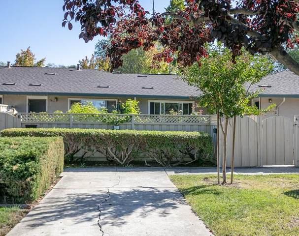 7101 Rainbow Dr 5, San Jose, CA 95129 (#ML81863000) :: The Sean Cooper Real Estate Group