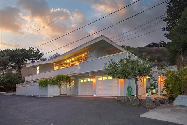 3527 Mission Dr, Santa Cruz, CA 95065 (#ML81863008) :: Schneider Estates
