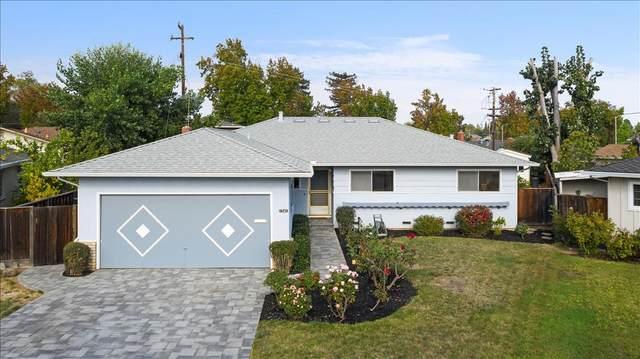 1541 Murre Ln, Sunnyvale, CA 94087 (#ML81863014) :: Robert Balina | Synergize Realty