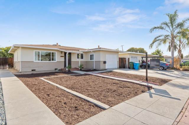 2459 Borax Dr, Santa Clara, CA 95051 (#ML81863016) :: The Sean Cooper Real Estate Group