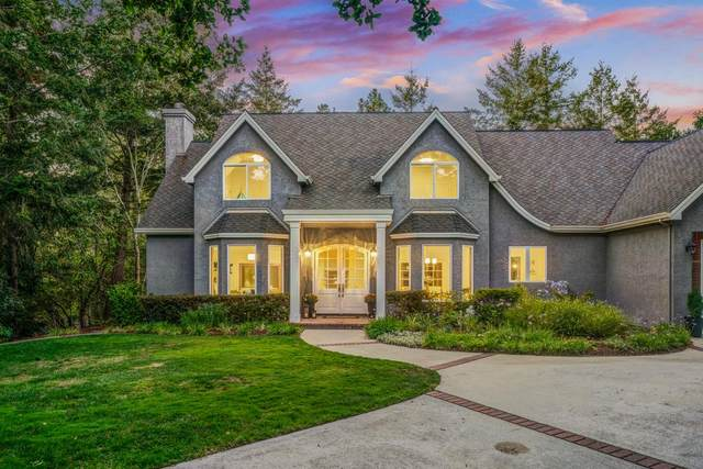 120 Brook Knoll Dr, Santa Cruz, CA 95060 (#ML81863036) :: Schneider Estates