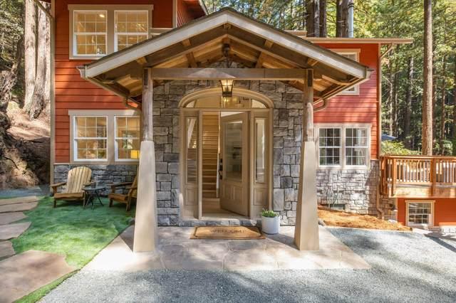 3945 Tunitas Creek Rd, Half Moon Bay, CA 94019 (#ML81863045) :: The Kulda Real Estate Group