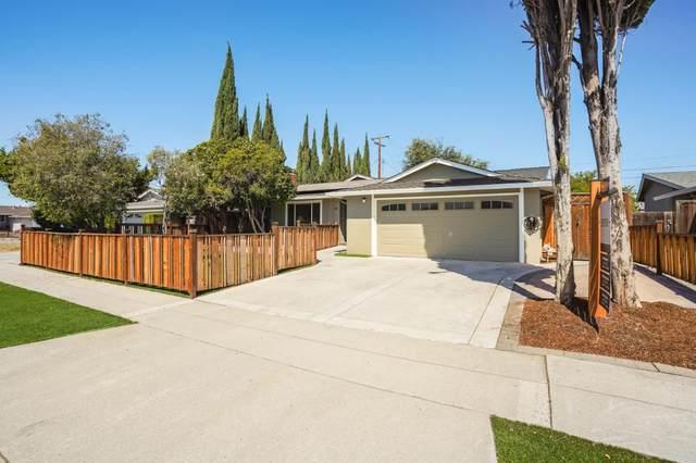 523 Chinook Ln, San Jose, CA 95123 (#ML81863054) :: Robert Balina | Synergize Realty