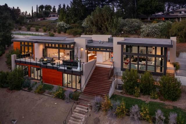 12121 Foothill Ln, Los Altos Hills, CA 94022 (#ML81863089) :: Olga Golovko