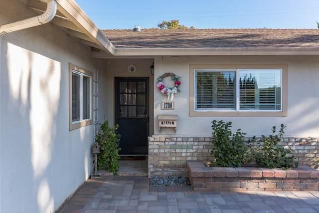 1780 Ledgewood Dr, San Jose, CA 95124 (#ML81863091) :: The Goss Real Estate Group, Keller Williams Bay Area Estates