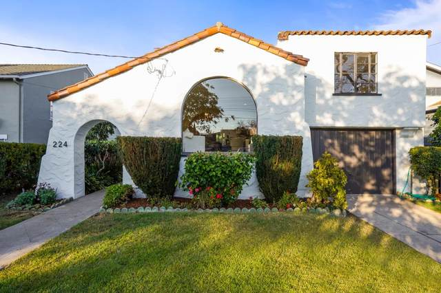 224 Arundel Rd, Burlingame, CA 94010 (#ML81863097) :: Schneider Estates