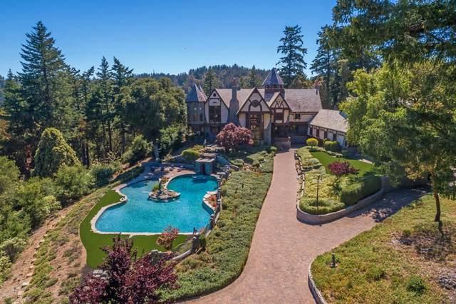 16351 Skyline Blvd, Woodside, CA 94062 (#ML81863113) :: The Goss Real Estate Group, Keller Williams Bay Area Estates