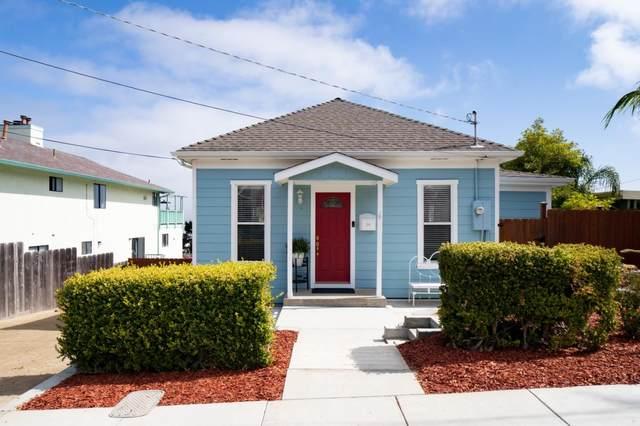 398 Pine St, Monterey, CA 93940 (#ML81863120) :: Alex Brant