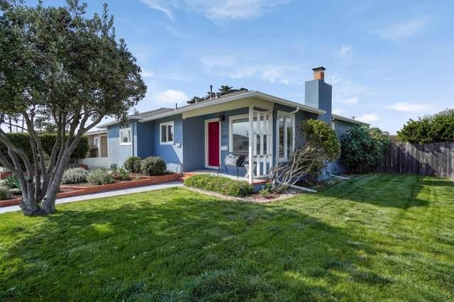 195 Shell St, Pacifica, CA 94044 (#ML81863126) :: Intero Real Estate