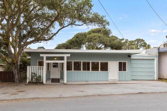 1016 Austin Ave, Pacific Grove, CA 93950 (#ML81863128) :: Alex Brant