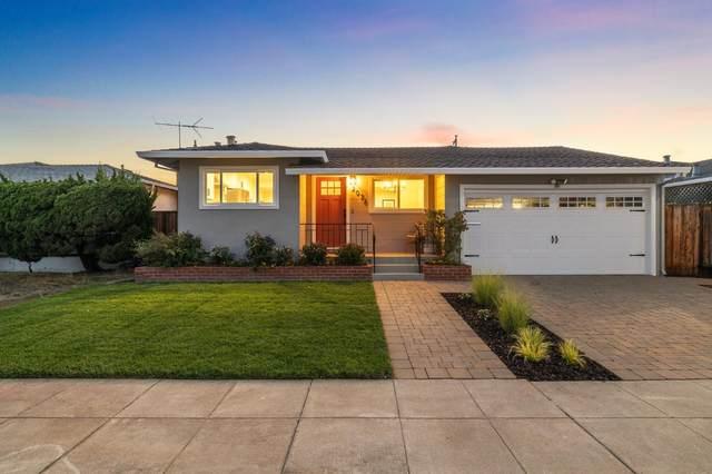 2072 Ginnever St, San Mateo, CA 94403 (#ML81863133) :: Robert Balina   Synergize Realty