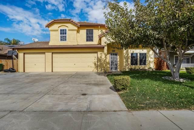 1486 Pintail Cir, Los Banos, CA 93635 (#ML81863145) :: The Kulda Real Estate Group