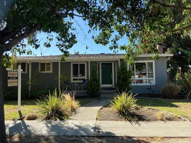 551 N Redwood Ave, San Jose, CA 95128 (#ML81863147) :: The Sean Cooper Real Estate Group
