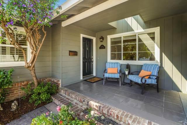 1354 Saint Francis Way, San Carlos, CA 94070 (MLS #ML81863155) :: Guide Real Estate