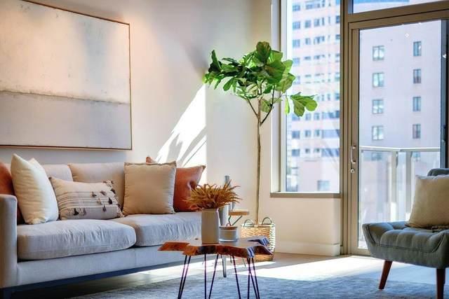 38 N Almaden Blvd 616, San Jose, CA 95110 (#ML81863189) :: Real Estate Experts