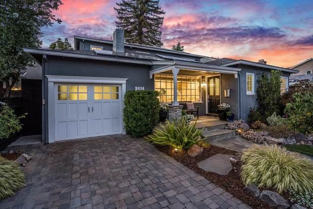 2024 Eucalyptus Ave, San Carlos, CA 94070 (MLS #ML81863198) :: Guide Real Estate