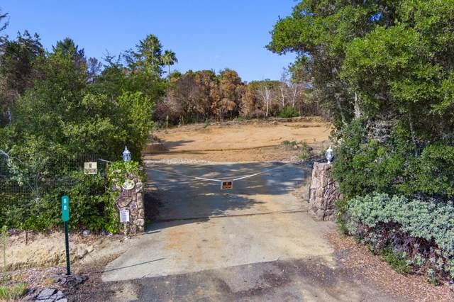 80 Pine Hill Dr, Santa Cruz, CA 95060 (#ML81863204) :: Schneider Estates