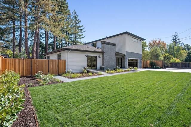 15 Corto Ln, Woodside, CA 94062 (#ML81863237) :: The Kulda Real Estate Group