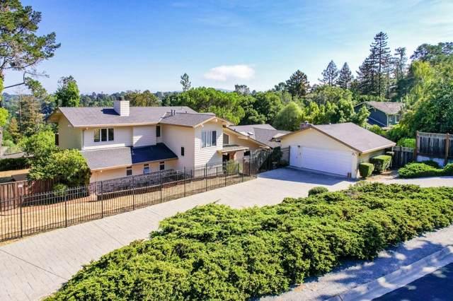 580 Remillard Dr, Hillsborough, CA 94010 (MLS #ML81863247) :: Guide Real Estate