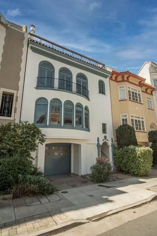 63-65 Casa Way, San Francisco, CA 94123 (#ML81863252) :: The Sean Cooper Real Estate Group