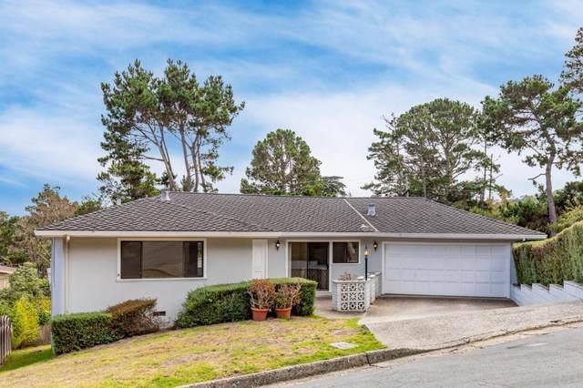 13 Pinehill Way, Monterey, CA 93940 (#ML81863257) :: Alex Brant