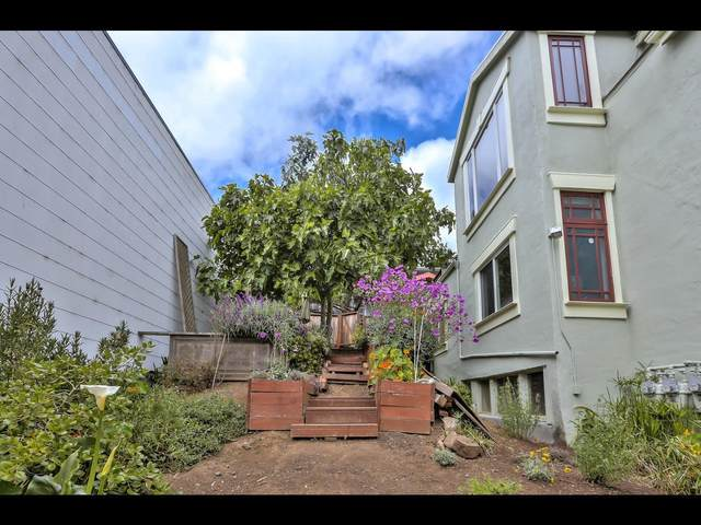 256 Bemis St, San Francisco, CA 94131 (#ML81863261) :: Live Play Silicon Valley