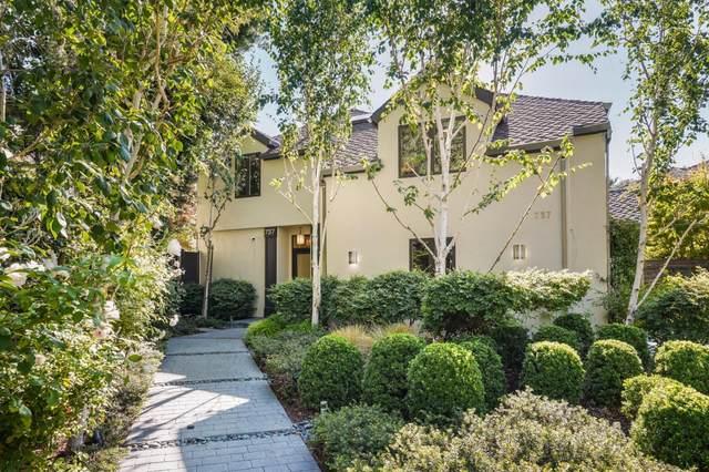737 Center Dr, Palo Alto, CA 94301 (#ML81863263) :: Real Estate Experts