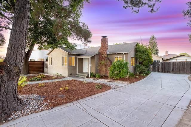 1596 Burrell Ct, San Jose, CA 95126 (#ML81863273) :: The Goss Real Estate Group, Keller Williams Bay Area Estates