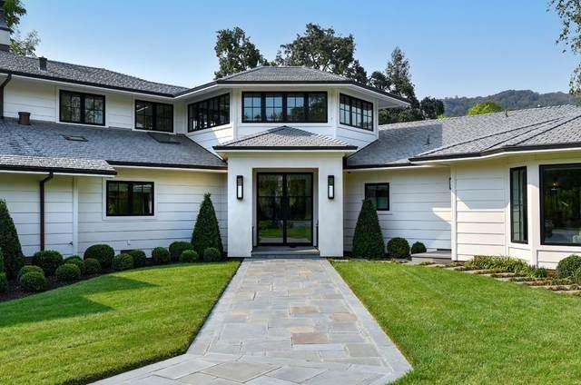 16150 Hillvale Ave, Los Gatos, CA 95030 (#ML81863282) :: The Goss Real Estate Group, Keller Williams Bay Area Estates