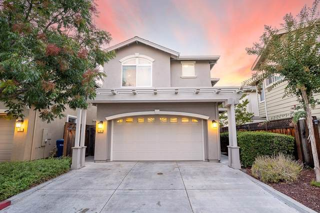 110 George Ct, Campbell, CA 95008 (#ML81863288) :: Strock Real Estate