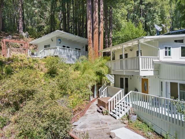 10735 Westwood Rd, Felton, CA 95018 (#ML81863294) :: Paymon Real Estate Group