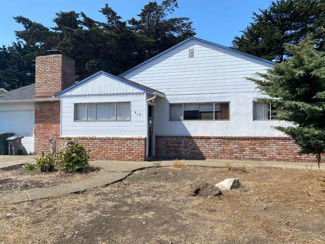 412 Johnson Ave, Pacifica, CA 94044 (#ML81863325) :: The Goss Real Estate Group, Keller Williams Bay Area Estates