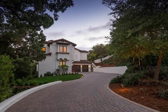 5 Mountain Wood Ln, Hillsborough, CA 94010 (#ML81863382) :: The Gilmartin Group