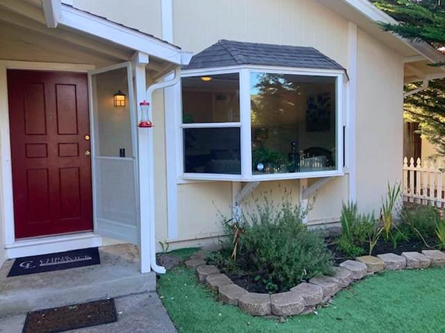 281 Shelter Cove Dr, El Granada, CA 94019 (#ML81863387) :: The Kulda Real Estate Group