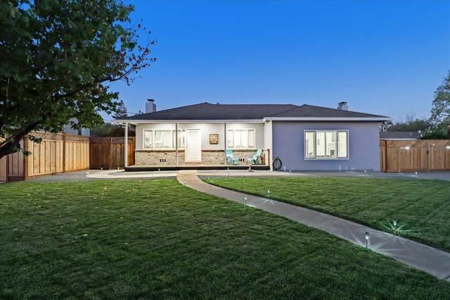 280 Dallas Dr, Campbell, CA 95008 (#ML81863404) :: Schneider Estates