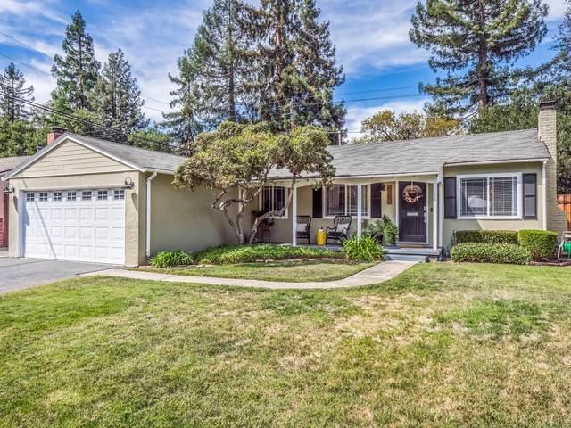 2089 Laurelei Ave, San Jose, CA 95128 (#ML81863407) :: The Sean Cooper Real Estate Group