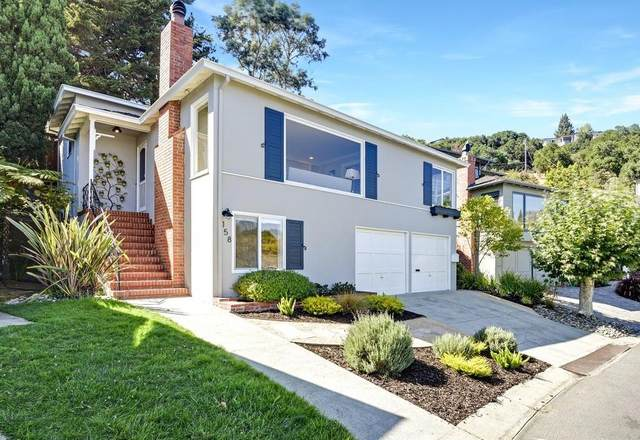 158 Hillcrest Rd, San Carlos, CA 94070 (#ML81863409) :: Live Play Silicon Valley