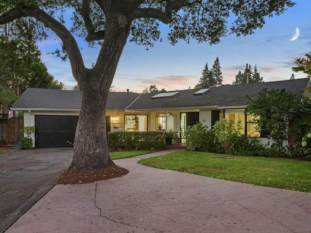 14 Wood Ln, Menlo Park, CA 94025 (#ML81863410) :: RE/MAX Gold
