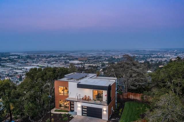 2 Aron Ct, Belmont, CA 94002 (#ML81863412) :: Strock Real Estate