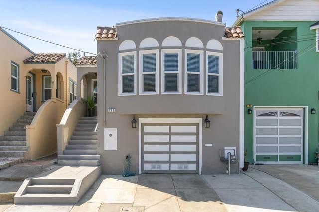 225 Milton Ave, San Bruno, CA 94066 (#ML81863417) :: Schneider Estates