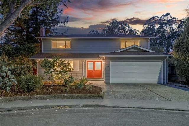 256 Calvin Pl, Santa Cruz, CA 95060 (#ML81863420) :: The Sean Cooper Real Estate Group
