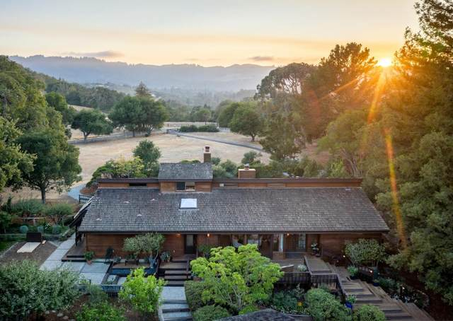 6 Arastradero Rd, Portola Valley, CA 94028 (#ML81863428) :: Robert Balina | Synergize Realty