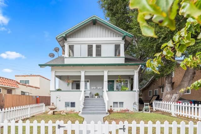 942 S Eldorado St, San Mateo, CA 94402 (MLS #ML81863437) :: Guide Real Estate