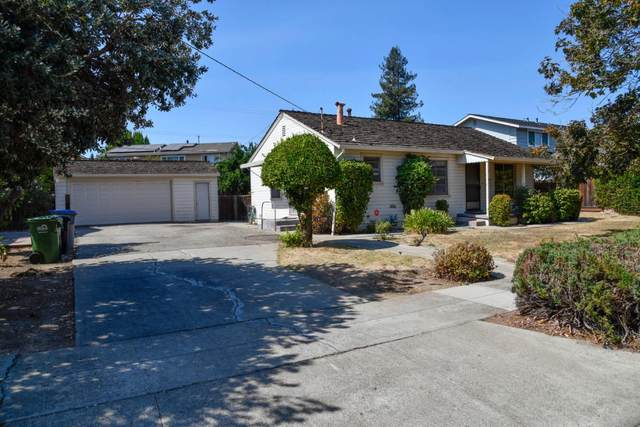 1025 Phelps Ave, San Jose, CA 95117 (#ML81863440) :: RE/MAX Gold
