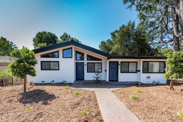 575 Gilbert Ave, Menlo Park, CA 94025 (#ML81863493) :: RE/MAX Gold
