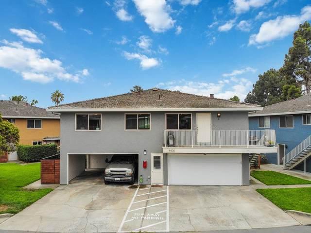 4400 Diamond St 4, Capitola, CA 95010 (#ML81863498) :: Schneider Estates