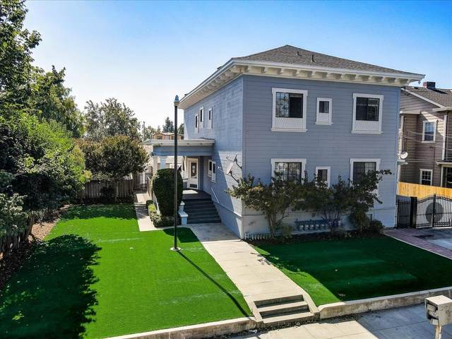 741 S 3rd St, San Jose, CA 95112 (#ML81863504) :: The Sean Cooper Real Estate Group