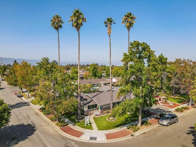 1713 Silverwood Dr, San Jose, CA 95124 (#ML81863508) :: Schneider Estates